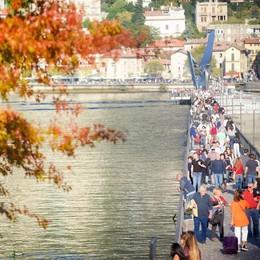 Turismo in crescita  E Como batte tutti  sugli ospiti stranieri