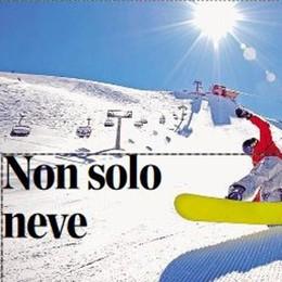 """Valtellina in pista. Il fascino """"active"""" che va oltre la neve"""