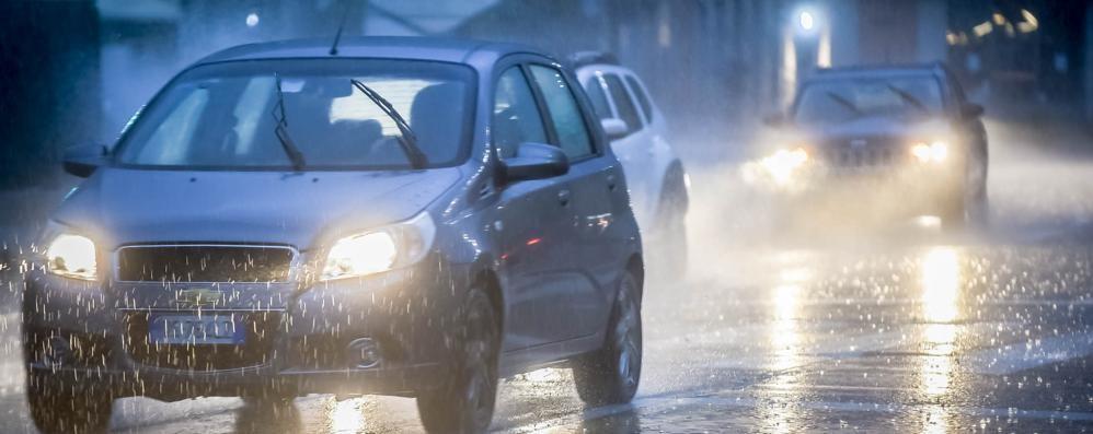 Como, slitta il cantiere contestato Ma solo per la pioggia