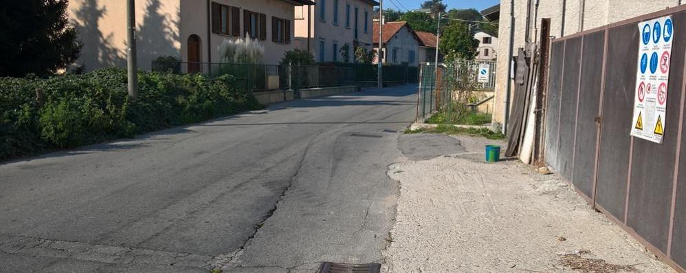 Piove, rinviate le asfaltature  A Mariano lavori in primavera