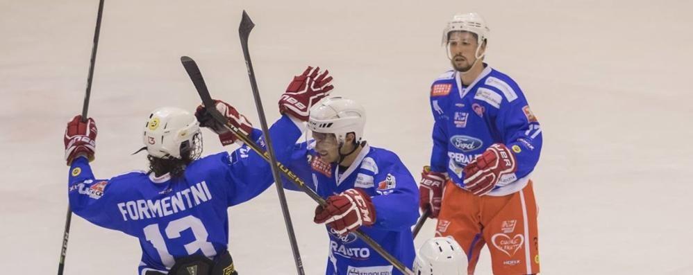 Hockey, il disco rotto  «Lavorando ne usciremo»