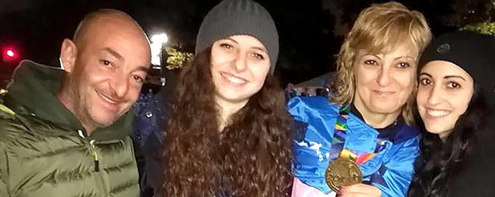 Lorena, dopo il tumore  Da Erba alla maratona di NY