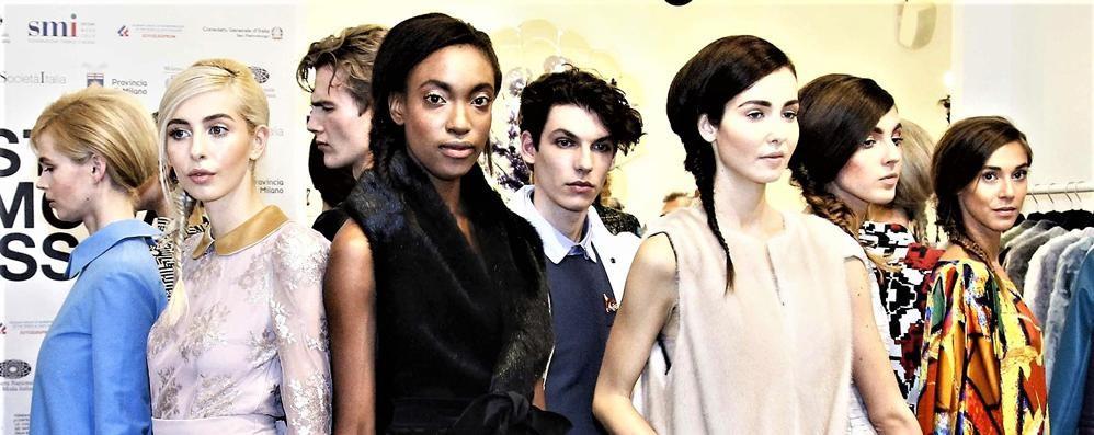 La giovane moda russa  sceglie il Made in Como