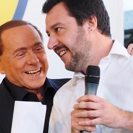 Il deputato comasco Molteni  fa litigare Salvini e Berlusconi