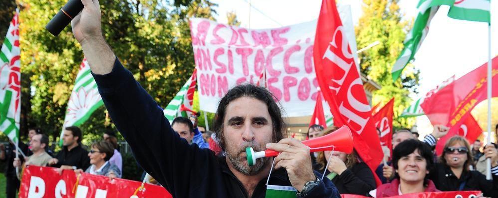 L'addio di Costantino alla Sisme  «Dopo tante battaglie lascio»