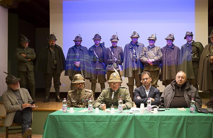 olgiate comasco, battaglione bassano 62 compagnia