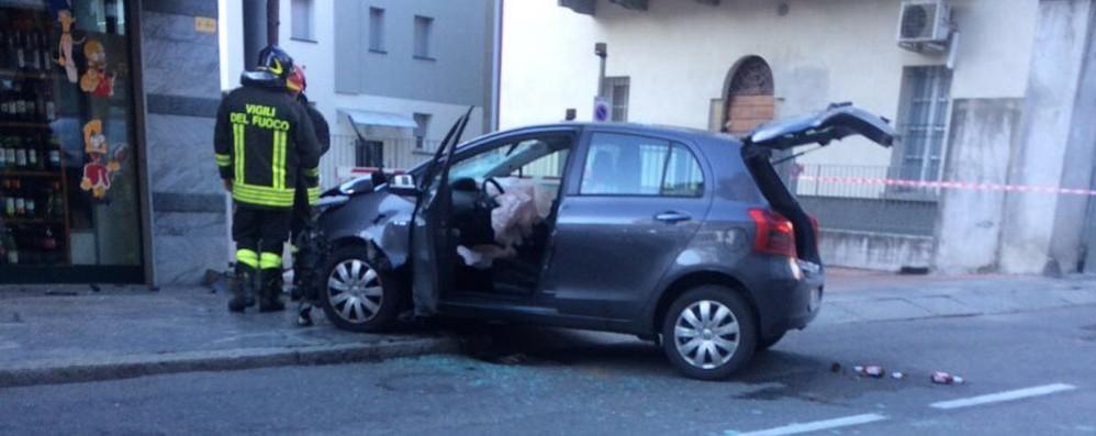 SONDRIO, TERRORE IN PIAZZA  INVESTE I PEDONI AL MERCATINO   ARRESTATO ITALIANO UBRIACO