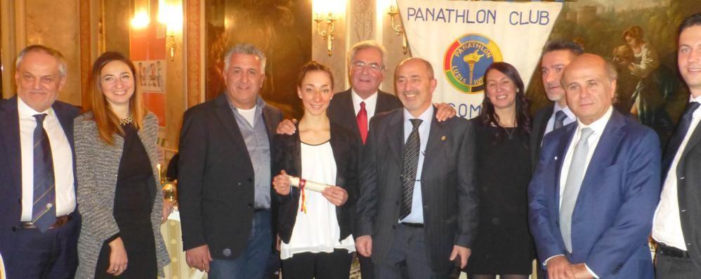 Vegni al Panathlon  «Giro sul Lario? Perfetto»