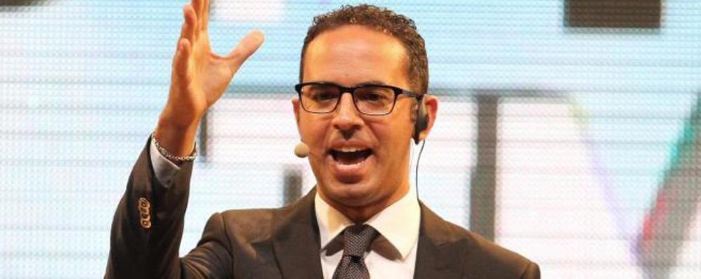 Criscitiello, presidente anchorman  «Il Como? Come la Juve, la più forte»