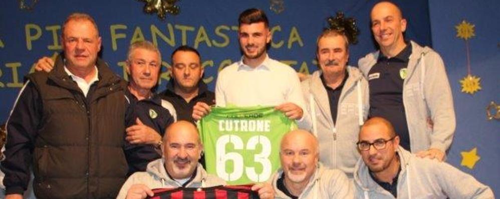 Cutrone torna a Parè  «Ragazzi, giocate bene  e magari c'è la serie A»