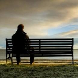 Solitudine come essenza  della vita degli uomini