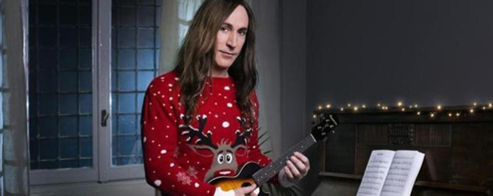 Indossa un maglione di Natale per far del bene ai bambini