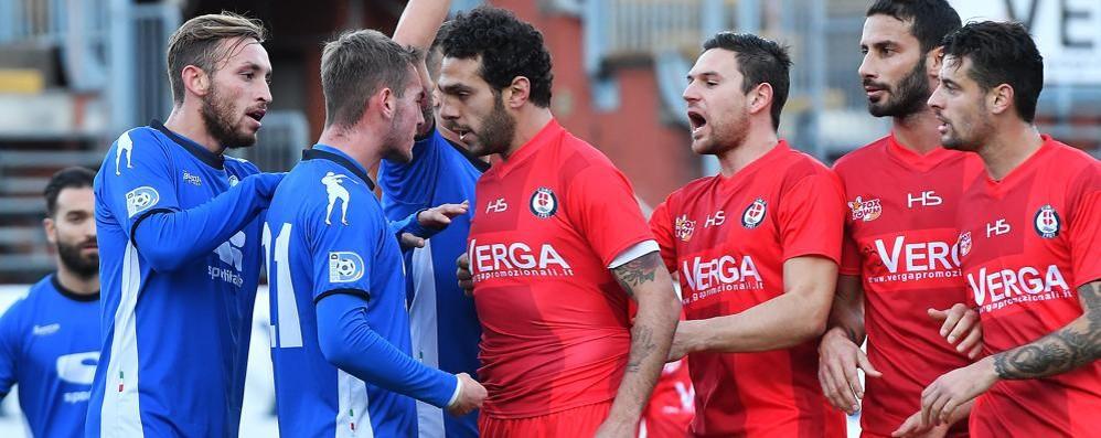"Niente Var ma solo ""prova Facebook"" E la Caratese reclama un gol regolare"
