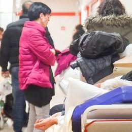 Pronto soccorso in crisi  «Codici verdi, attese di 12 ore»