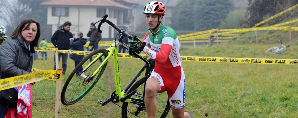 Il ciclocross della Vigilia Riflettori su Lurago d'Erba