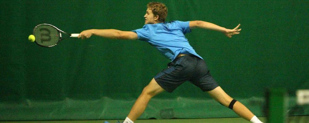 Il Natale non ferma il tennis Impazza il torneo di Tavernola