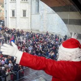 Città dei Balocchi  È il giorno di Babbo Natale