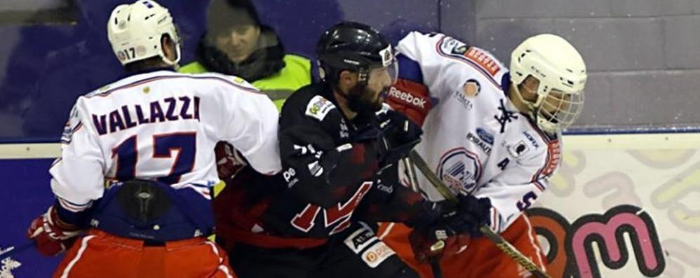 Occasione Hockey Como Il fanalino Feltreghiaccio