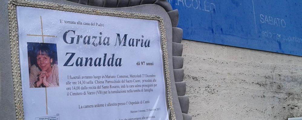 Pensionata trovata caduta in casa  Mariano, morta in ospedale