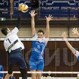 Zitti e... Mosca: la Pool Cantù torna da Bolzano coi tre punti