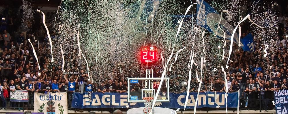 Cantù, parlano gli Eagles  «Ecco perché ci crediamo»