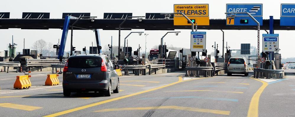 L'A9 tra le autostrade più care   A Grandate aumenti del 4,5%