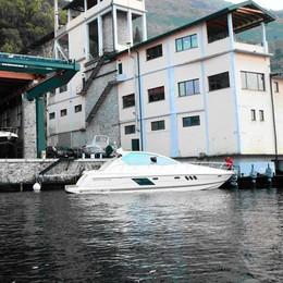 Lezzeno: Molinari  La nautica torna a crescere