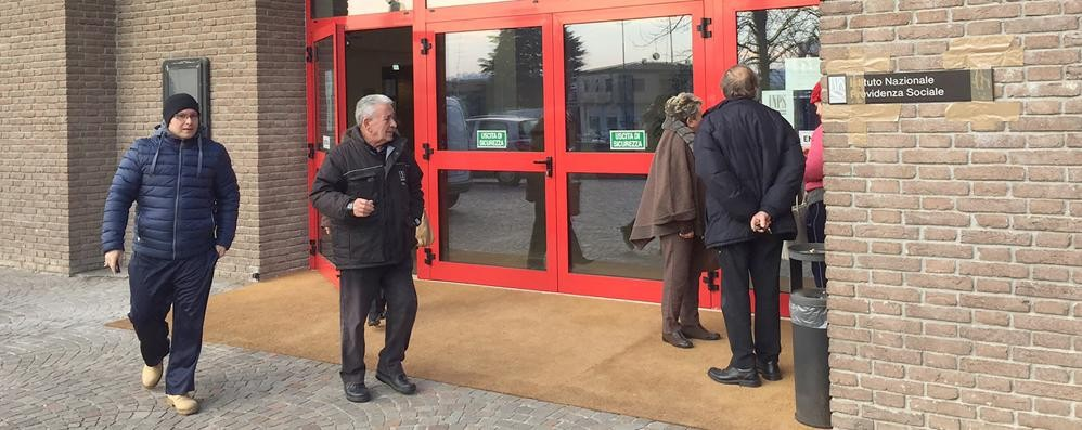 Erba, l'Inps ha aperto gli uffici  nella nuova sede all'ex tribunale