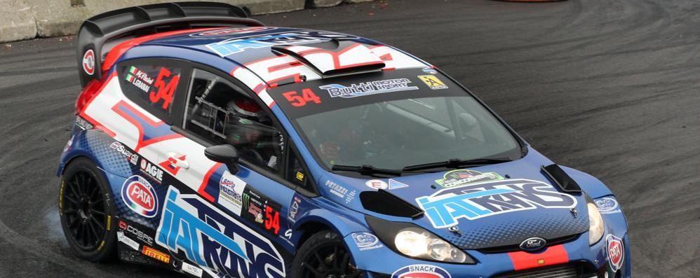 Rally di Monza a Valentino  Ma la sorpresa è Pasini