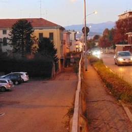 Cantù, nuovi parcheggi   I primi interventi in Pianella