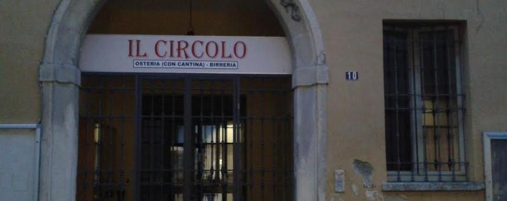 """""""Il circolo"""", chiusura a sorpresa  Addio al locale storico di Mariano"""