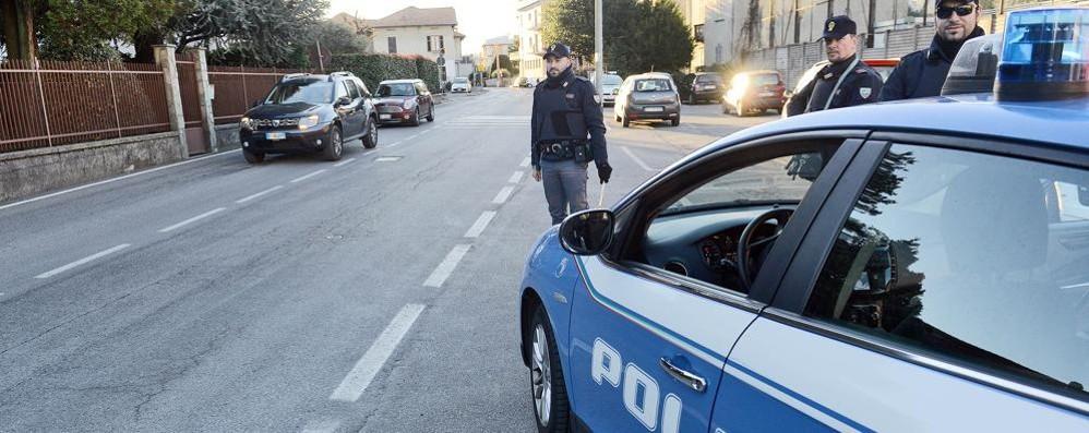 Blitz della polizia, catturato un pericoloso evaso - Como cintura Como
