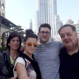"""Valbrona, La nuova vita di un """"cervello""""   «Da stagista a 2 euro a manager a Dubai»"""