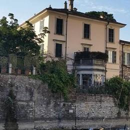 """Laglio, riapre Villa Oleandra   Tutti in attesa di """"papà Clooney"""""""