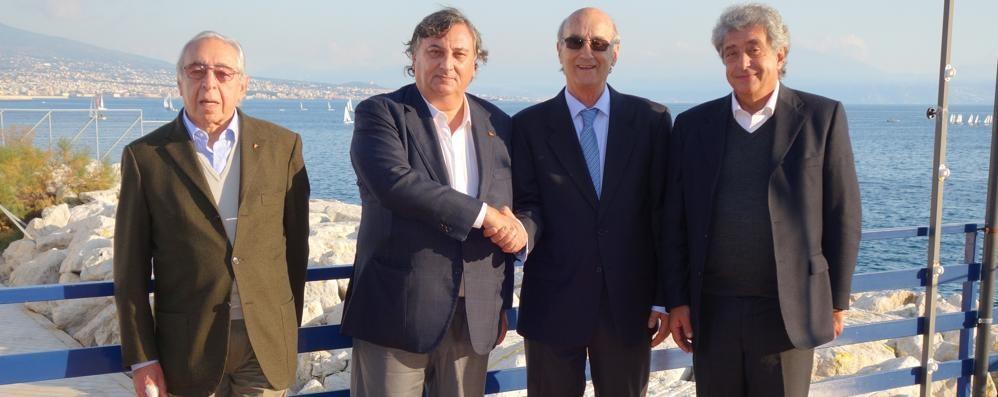 Gemellaggio tra Como e Napoli  Due gare per Abbate e Gioffredi