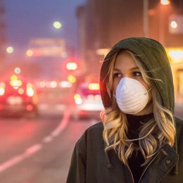 Smog, aria ripulita grazie alla pioggia  In Ticino blocco revocato, a Como no