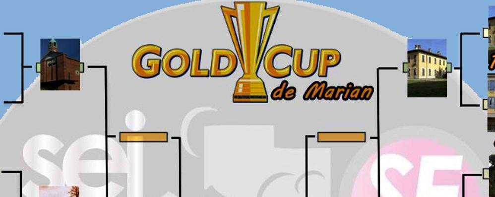 """""""Gold Cup de Marian""""  Sfida a otto per il titolo"""
