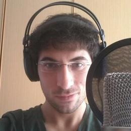 La voce di Alfonso  prestata a Vodafone  «Ed è solo l'inizio»