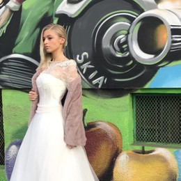 Stilista comasco debutta a Milano  Moda sposa alla Fashion Week