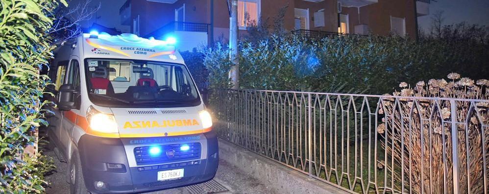 COMO, OMICIDIO AD ALBATE  DONNA ACCOLTELLATA DAL MARITO