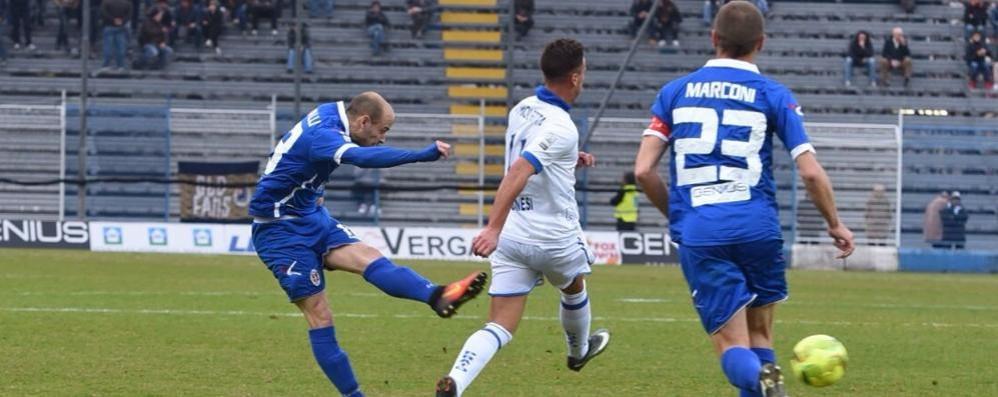 Delusione Como Solo 0-0 con il Prato