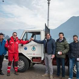 Camioncino e roulotte  consegnati a Macerata