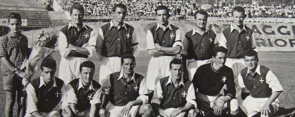 Lutto per il Calcio Como  È morto l'ex Gianfranco Gatti