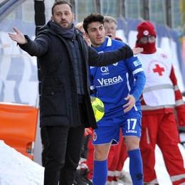 Como, Gallo non si fida del Siena «Non dite che è una gara facile»