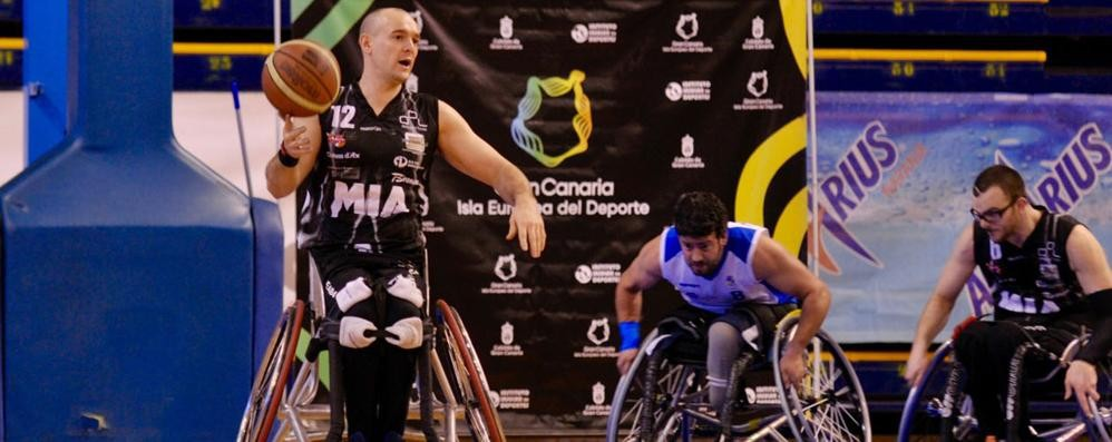 Mia Briantea a Madrid  In marzo i quarti Eurolega