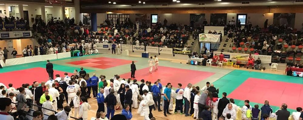 Judo, Trofeo Città di Como   Sankaku terza a squadre