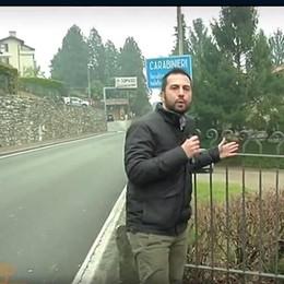 Lo sospettano dell'omicidio del fratello  Dal lago forse ha raggiunto la Svizzera