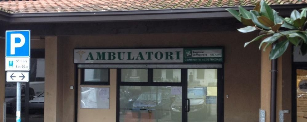 Lomazzo, guardia medica  cancellata   I sindaci: «Non ci arrendiamo»
