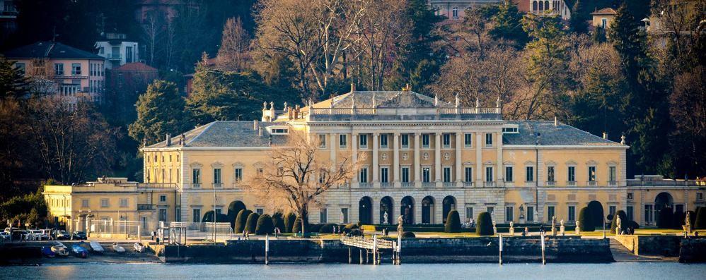 Beffa Villa Olmo, un nuovo rinvio    L'ultima promessa: «Si parte lunedì»