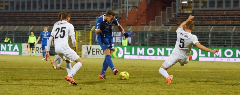 Como, ciao ciao Coppa Italia Venezia passa al supplementare